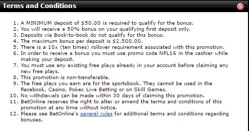 Sportbook Bonus