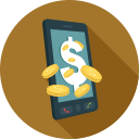 Mobile Betting Icon